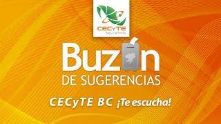 Buzón de Sugerencias CECyTE BC