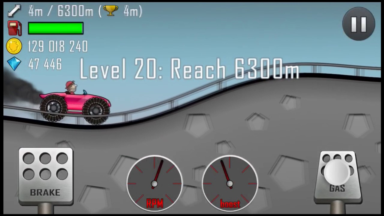 Hill climb racing garage update all cars stages unlocked