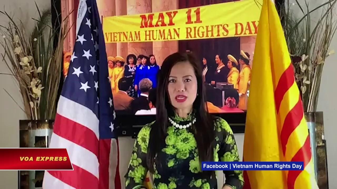 Kỷ niệm trực tuyến Ngày Nhân quyền Việt Nam (VOA)