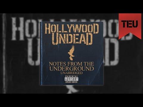 Hollywood Undead - Outside [Lyrics Video]