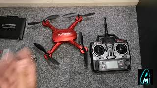 Potensic F181DH FPV Drone (Review)