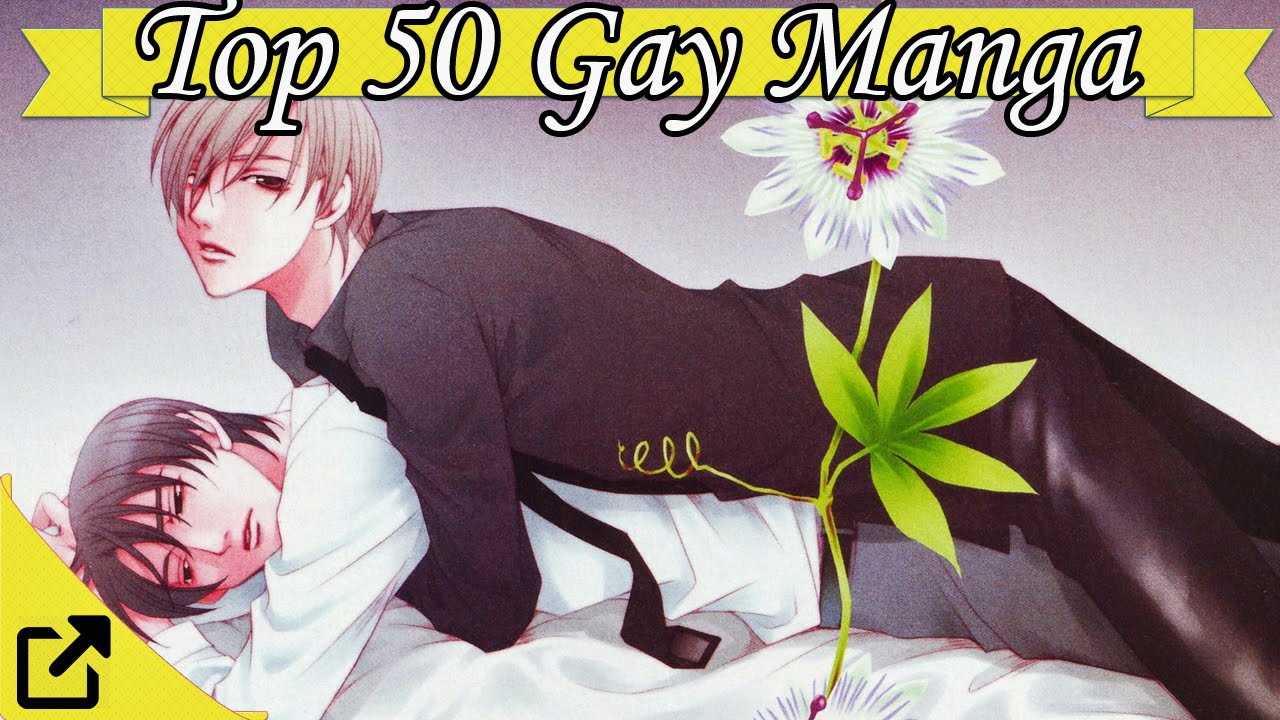 Manga gay cliptures