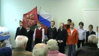 Вручение памятной медали 65 лет Победы в ВОВ 1941-1945 года