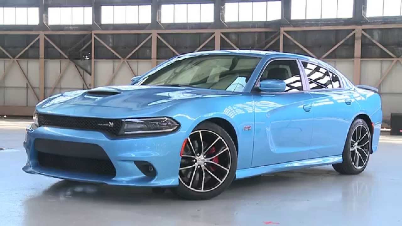 2015 dodge charger scat pack youtube