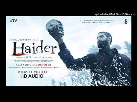 Haider Aao Na Song | Music: Vishal Bhardwaj | Shahid Kapoor, Shraddha Kapoor