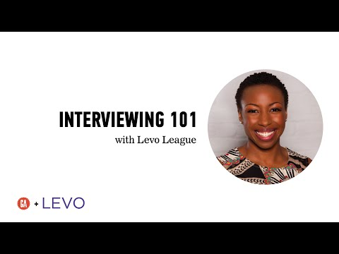 How to Interview: Tips from Levo League