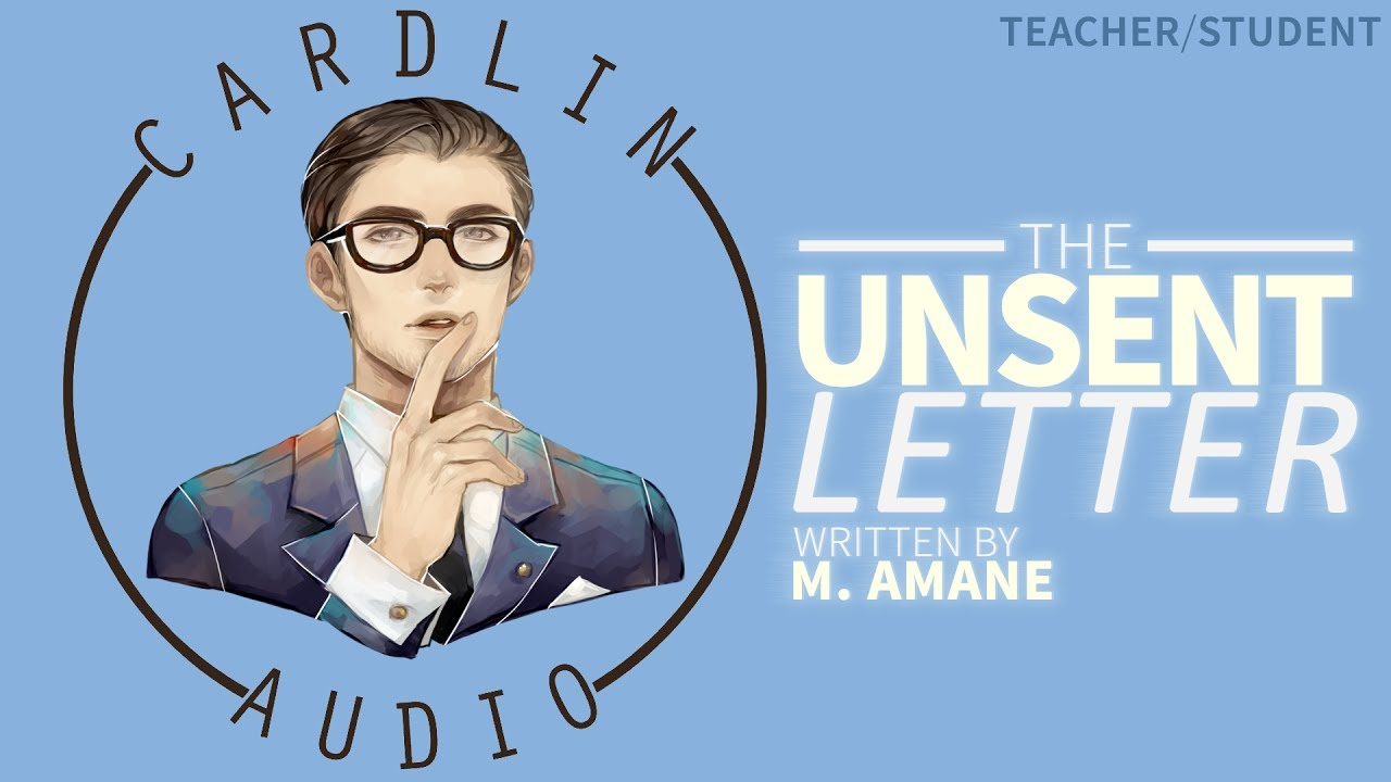 Asmr Roleplay  The Unsent Letter Professor Student Unrequited