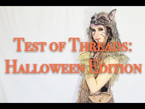 Test of Threads Challenge: Halloween Costume