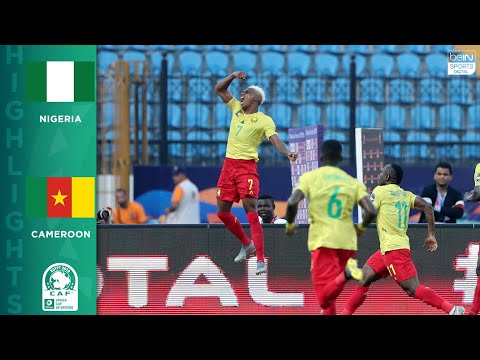 HIGHLIGHTS: Nigeria vs. Cameroon