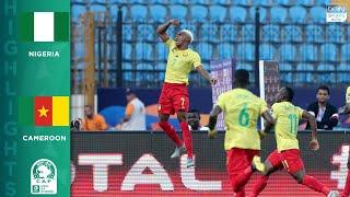 HIGHLIGHTS: Nigeria vs. Cameroon