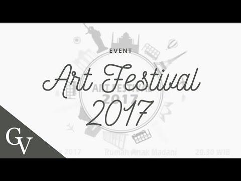 Mash Up Art Festival Rumah Anak Madani 2017