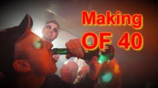 Making OF 40 - Sylwester 2, 12 Potraw u Szwagra