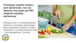 Здоровое питание - лучшая профилактика!