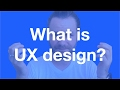 🙅🏻‍♂️ What is UX?