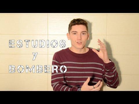 ESTUDIOS y COMO SER BOMBERO | Raúl López Torres