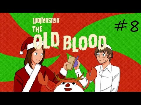 "HolidayHounds: Wolfenstein The Old Blood, Part 8 ""Electricity Lessons"""