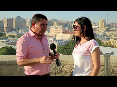 BAKU - OLD CITY - QUBA - MUGHAM - QALA / AZERBEIJAN