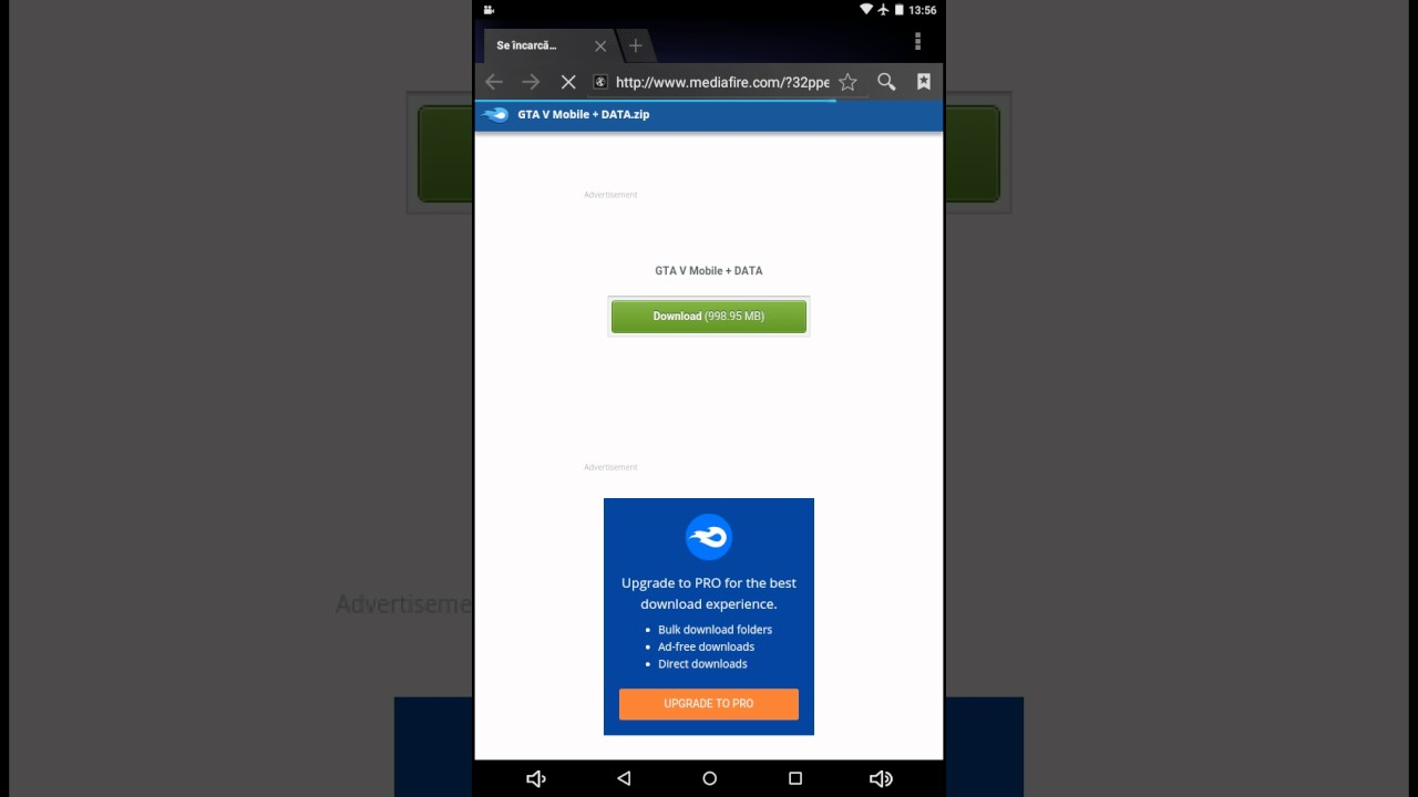 download gta v mobile + data zip