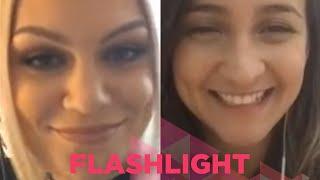 Flashlight - Jessie J e Bárbara Dias (Smule Karaoke App Sing!)