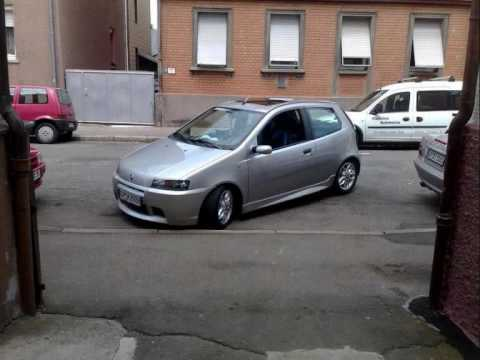 fiat punto 188 tuning gp youtube
