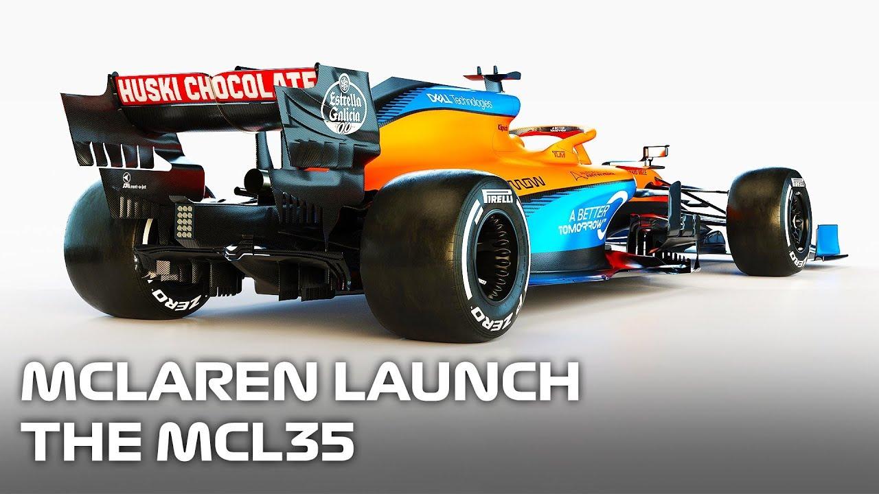 Mclaren Launch 2020 F1 Car Youtube