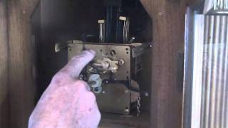 Repairing Grandfather Clock.avi