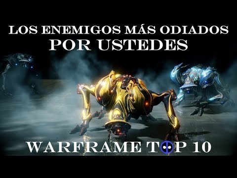 Warframe Top 10 - Los Enemigos más Odiados... POR USTEDES thumbnail