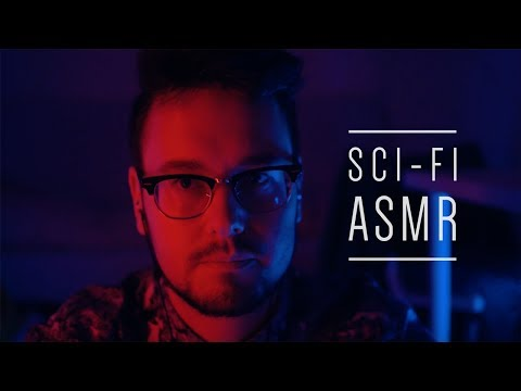 **SCI-FI ASMR** | Waking from Cryo-Sleep | Roleplay