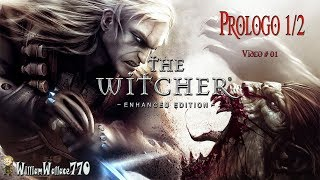 ♥ The Witcher   Prologo 1/2   En Español   Video 1