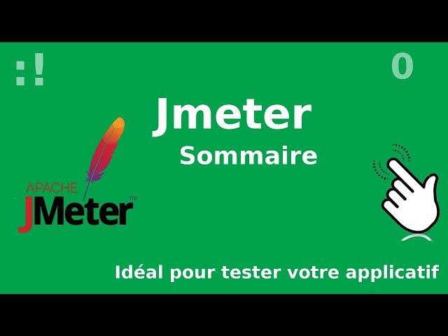 Jmeter - 0. FORMATIONS