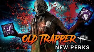 OLD TRAPPER, NEW PERKS! [#355] Dead by Daylight with HybridPanda