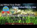 Bolo Jay Adivasi - Bolo Jay Johar/Amu Adivasi Dahodi Bhil (Jays) Adivasi Timli Song 2017