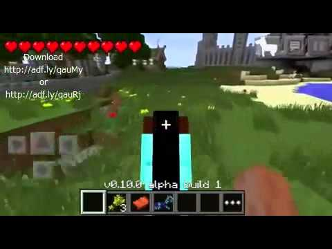 Minecraft pocket edition 0. 10. 0 apk for android full version free.