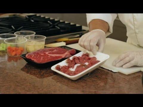 How To Keep Stew Meat Tender In The Crock-Pot : Preparing Stews: Tips & Tricks