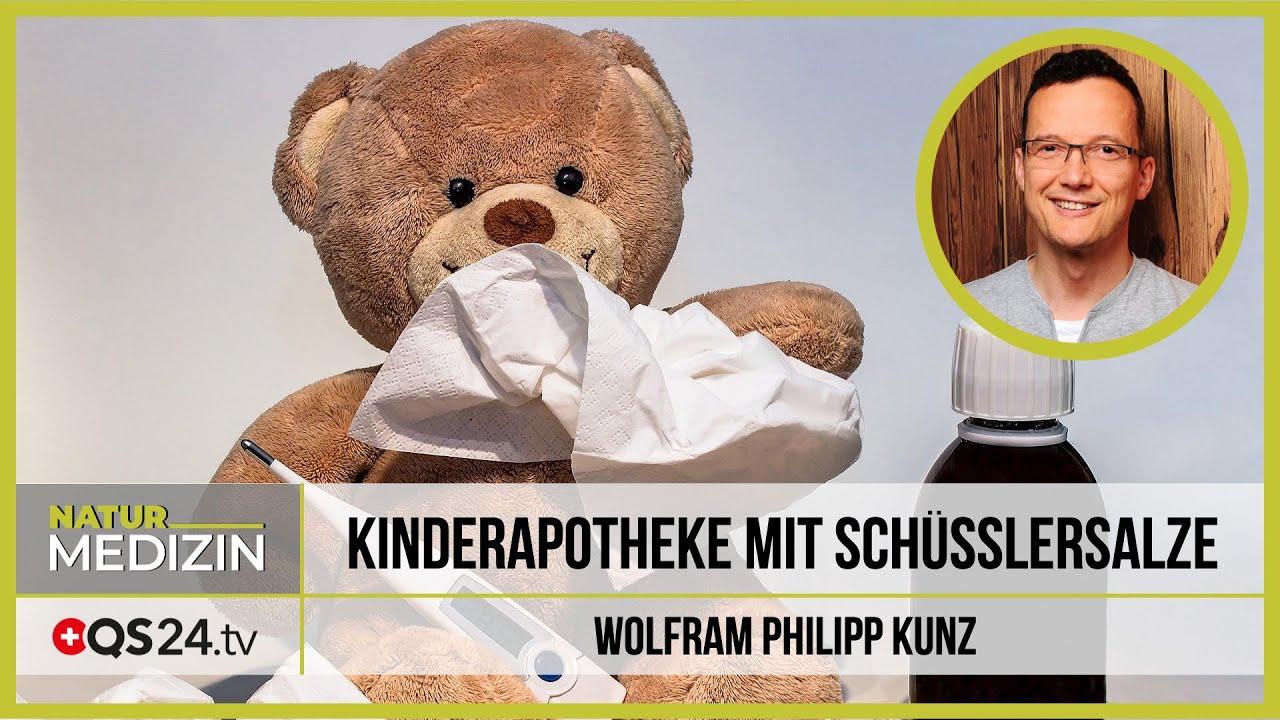 Kinderapotheke mit Schüsslersalze | nach Dr. Schüssler | Naturmedizin | QS24 Gesundheitsfernsehen