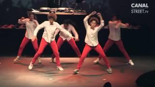 Dance performance  :Ladies At Work (LAT) - I Love This Dance 2012 @ La Cigale Paris