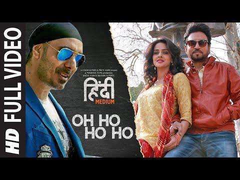 Oh Ho Ho Ho (Remix) Full Video Song | Irrfan Khan| Sukhbir, Ikka