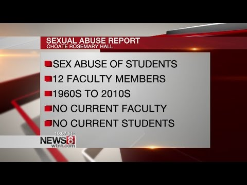 Choate Rosemary Hall releases report of sexual misconduct by faculty, staff members