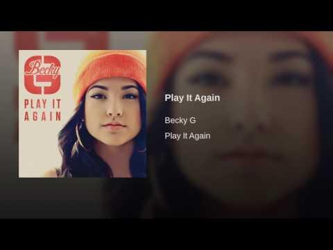 BeckyG - Play It Again (AUDIO)