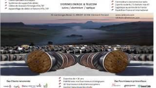 SELECOM, distributeur de cable electrique : vente en ligne de câbles d'énergie et de communication