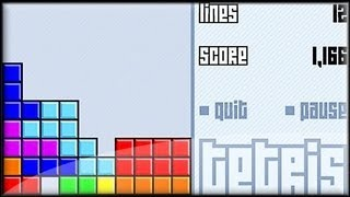 Neave Tetris - Flash Game Preview
