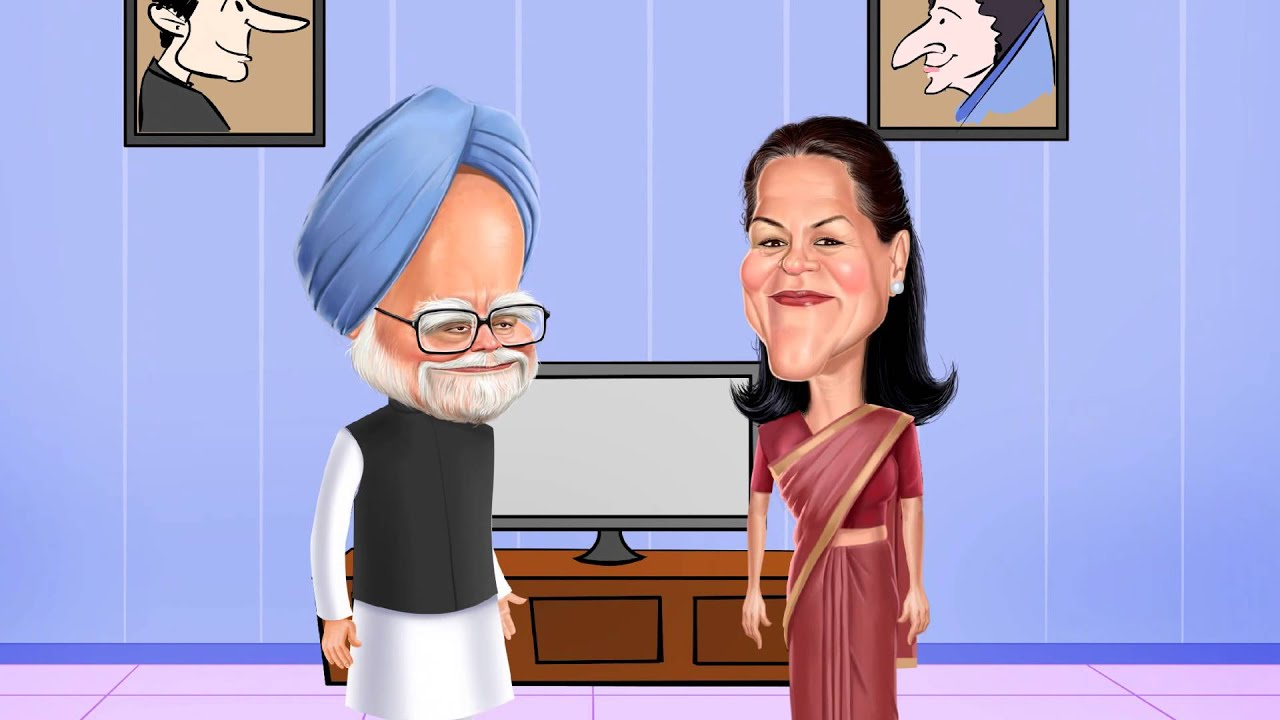 It's Not Me || Comedy Show || Sonia Gandhi || Manmohan ...