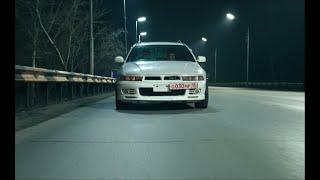 Что?  Турбо универсал из 90-х?  Mitsubishi Legnum VR-4