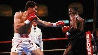 Julio Cesar Chavez vs Roger Mayweather II (Highlights)