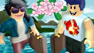 Hawaii Vacation Role-play Roblox Trailer! (Out Now!)