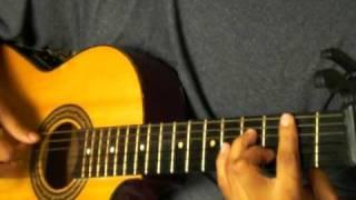 SUMERGEME (Solo guitarra acustica) Musica cristiana