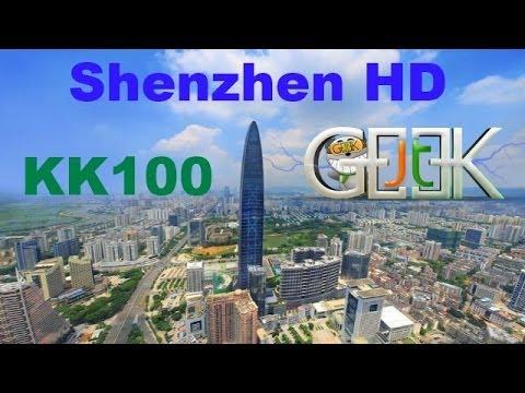Shenzhen HD au KK100