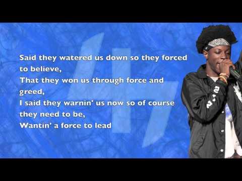 Pro Era - Like Water (Joey Bada$$, Capital STEEZ & CJ Fly) - Lyrics