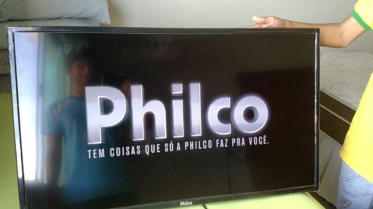 a911d38a746 Análise Tv LED Philco 39  Smart ! - YouTube