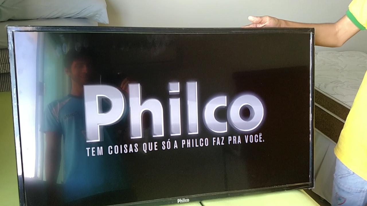 f68cbb4bbc7ae Análise Tv LED Philco 39  Smart ! - YouTube